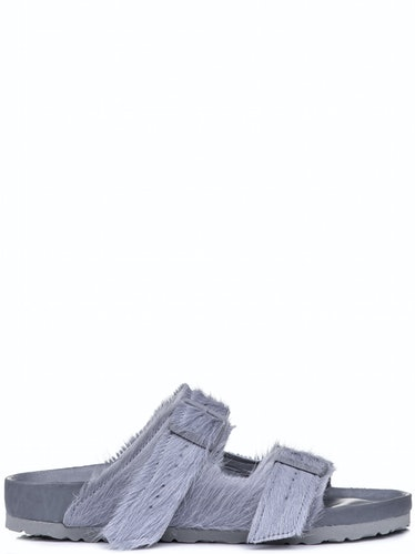 Sandals In Gray