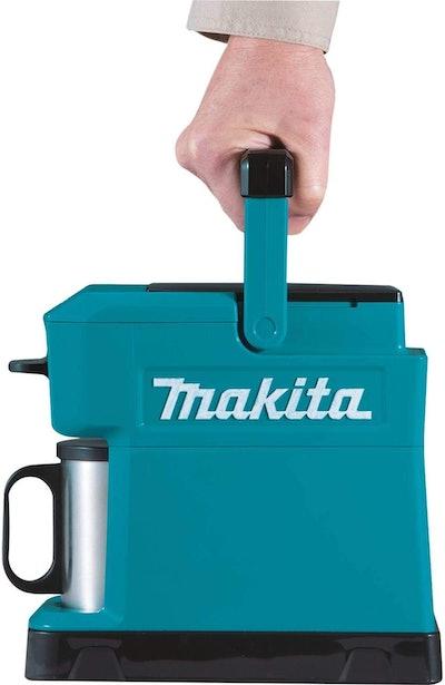 Makita 12-Volt/18-Volt Cordless Coffee Maker
