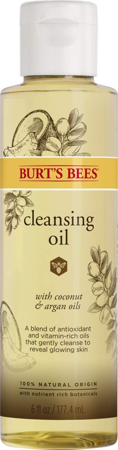Burt's Bees Cleansing Oil with Coconut & Argan (6 Oz.)