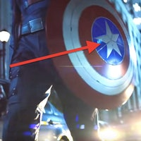 'Falcon and Winter Soldier': New trailer hides a detail about Cap's shield