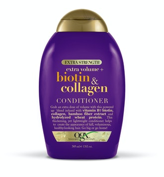 OGX Biotin & Collagen Extra Volume Extra Strength Conditioner