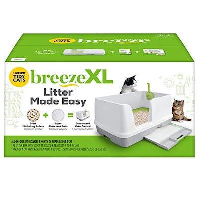 Purina Tidy Cats Breeze Litter System