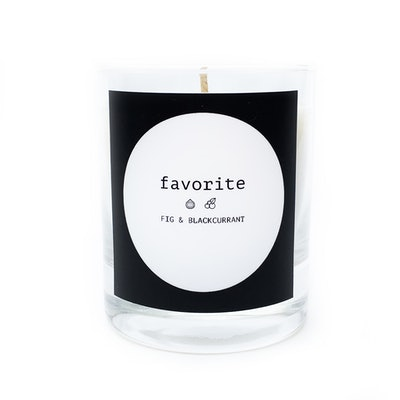Fig & Blackcurrant Candle