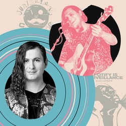 Evan Greer's new album takes aim at Spotify and data harvesting.