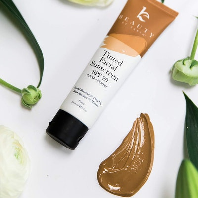 Beauty by Earth Tinted Sunscreen
