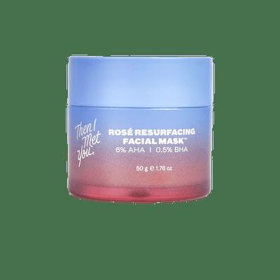 Rosé Resurfacing Facial Mask