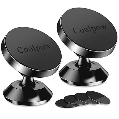 Coolpow Magnetic Car Phone Mount