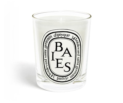 Baries/Berries Candle