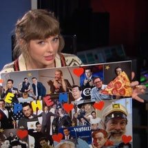 Taylor Swift Stephen Colbert