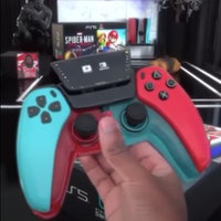 PS5 Nintendo fusion fan render reveals the dream collab you'll never see