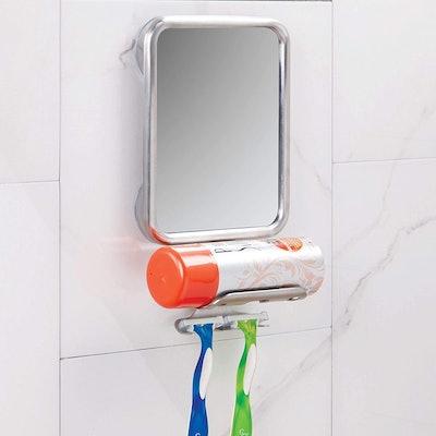 iDesign Forma Suction Shaving Mirror