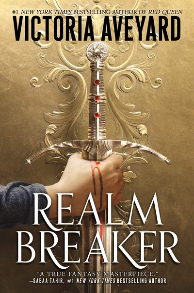 'Realm Breaker' by Victoria Aveyard