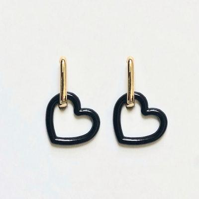 Ruth Hoop Earrings