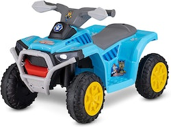 Kid Trax Nickelodeon's Paw Patrol Toddler Quad Electric Ride On Toy