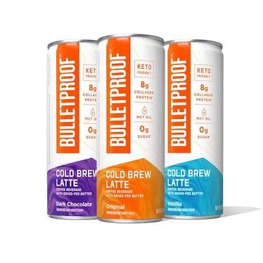 Bulletproof Cold Brew Latte Variety Pack