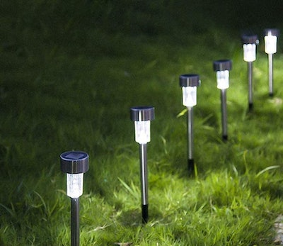 Solar Lights Outdoor (12-Pack)