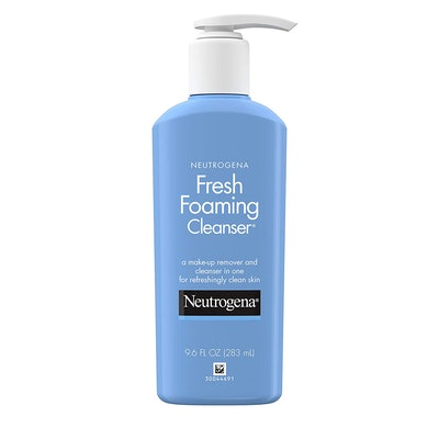 Neutrogena Fresh Foaming Facial Cleanser & Makeup Remover