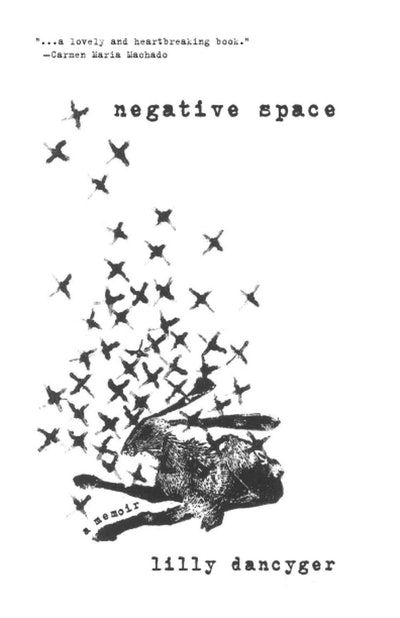 'Negative Space' by Lilly Dancyger