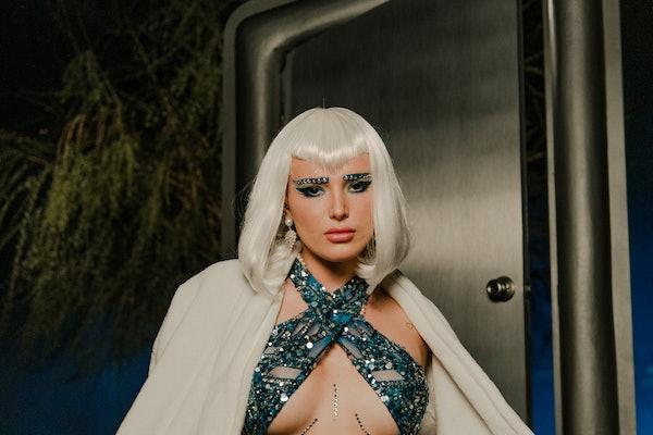 Bella Thorne stars in her music video for 'Phantom.'