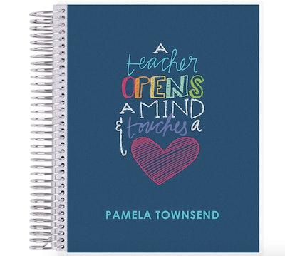 A Teacher's Gift Notebook