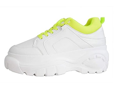 LUCKY STEP Chunky Dad Sneakers