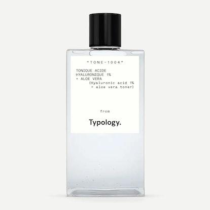 Typology Hydrating Toner 1% Hyaluronic acid + Aloe vera