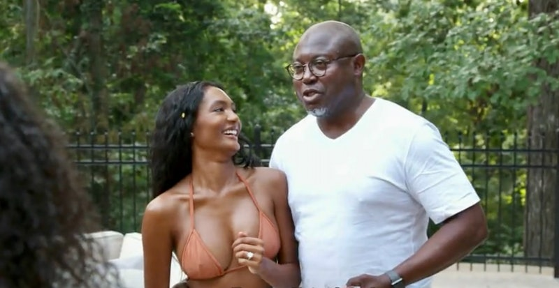Fallyn & Simon Guobadia in 'RHOA' Season 13