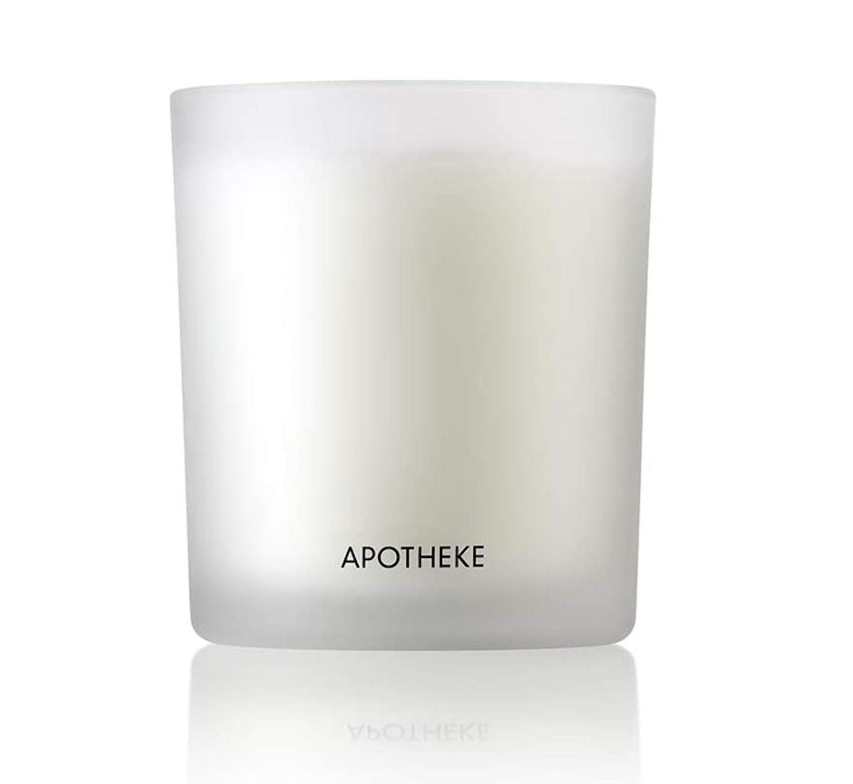 APOTHEKE Luxury Scented Jar Candle