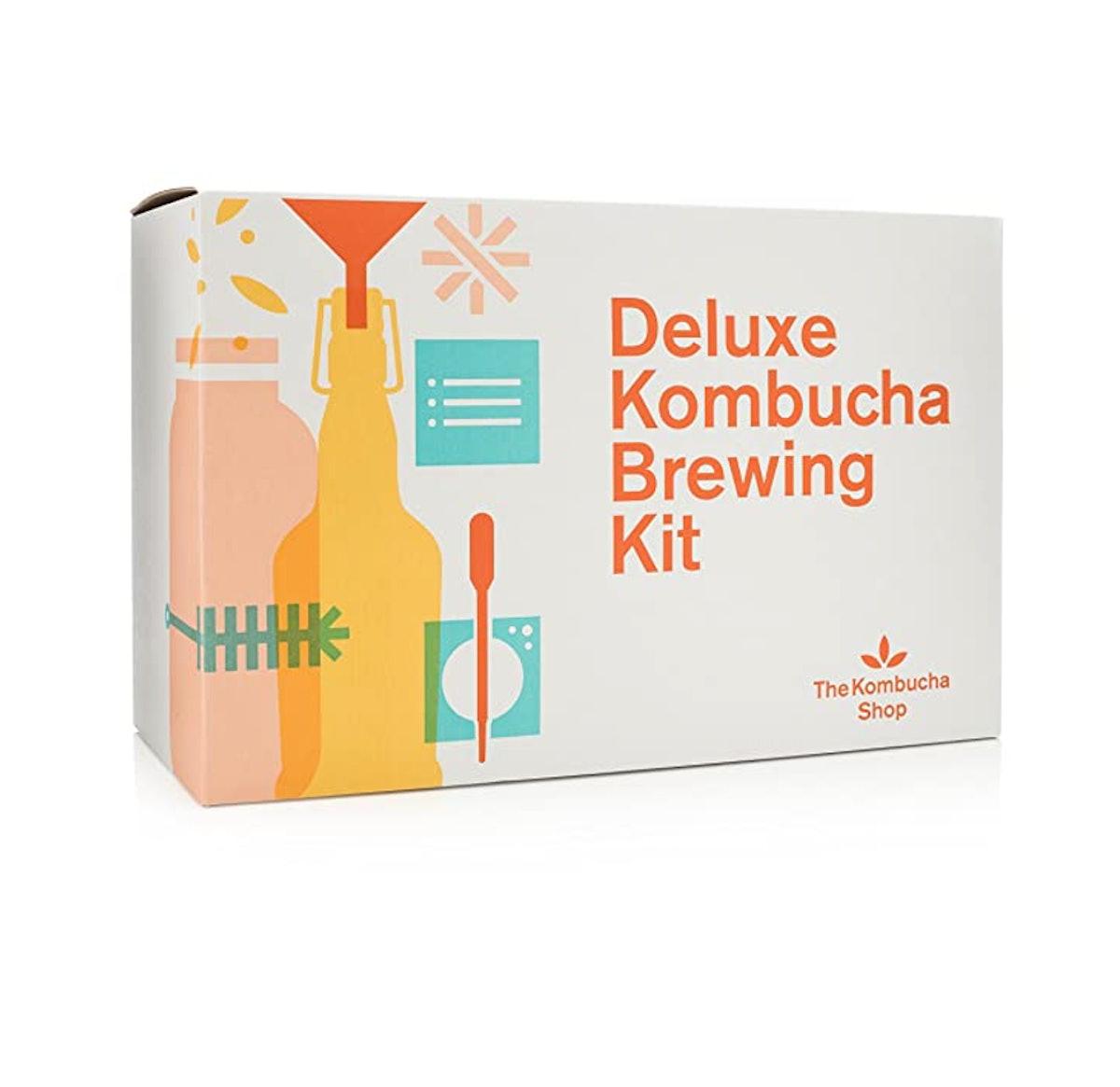 The Kombucha Deluxe Kombucha Brewing Kit