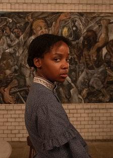Thuso Mbedu (Cora Randall)