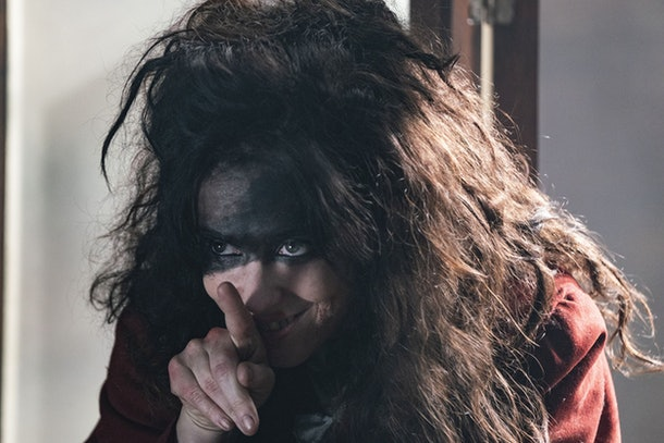 Amy Manson as Maladie in The Nevers