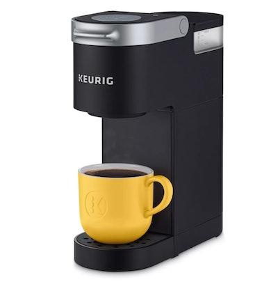 Keurig K-Mini Single-Serve K-Cup Pod Coffee Maker in Black