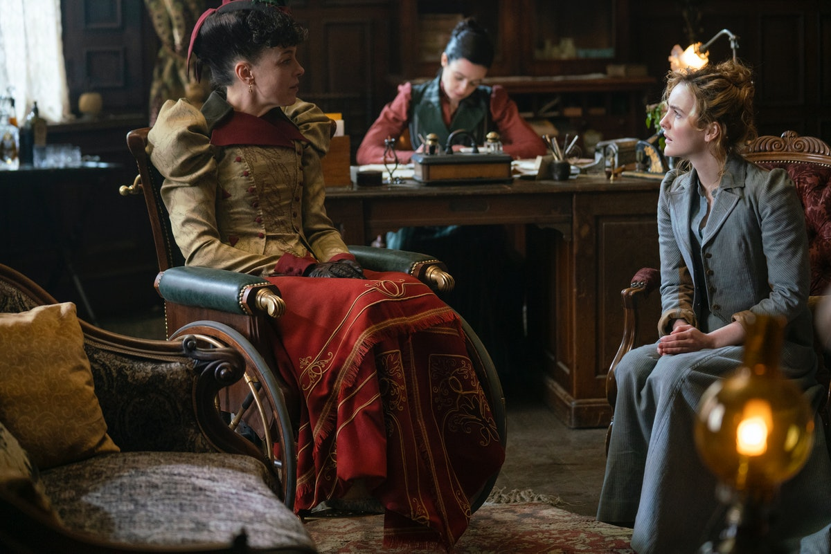 Olivia Williams, Ann Skelly in THE NEVERS