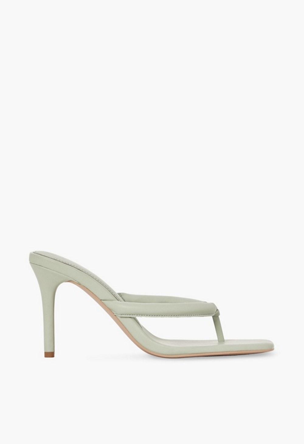 Kerry Slip-on Heeled Sandal
