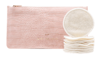 Jenny Patinkin Pure Luxury Organic Bamboo Reusable Cosmetic Rounds