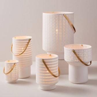 Modern Porcelain Hurricane