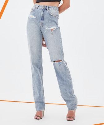 Playback Skream Trashed Jeans