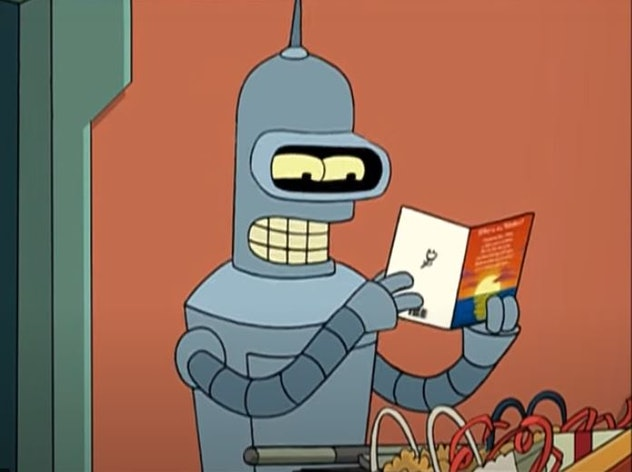 'Futurama' airs on Fox and Comedy Central.