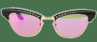 Pixie Cat-Eye Sunglasses