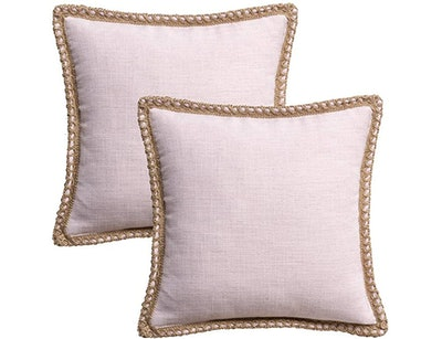 Azume Decorative Throw Pillow Covers (Set of 2)