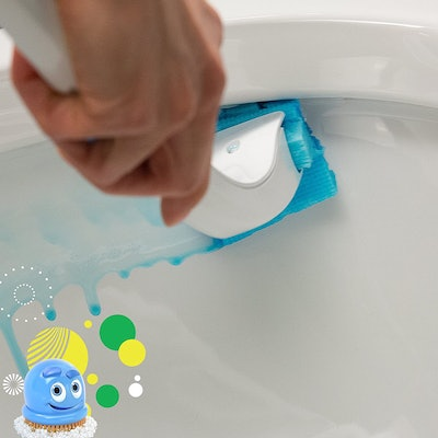 Scrubbing Bubbles Fresh Brush Toilet Bowl Cleaning System