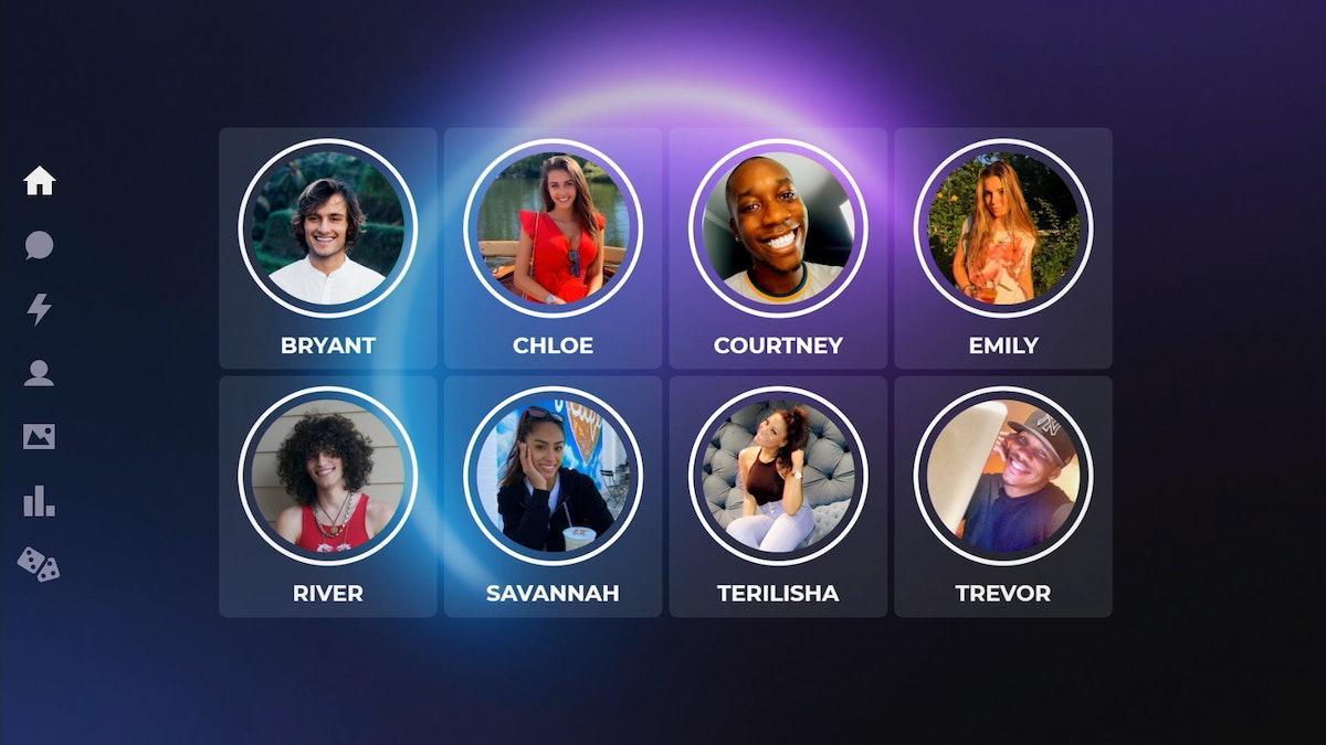 'The Circle' Season 2 cast members