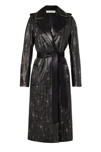 Gia Embellished Trench