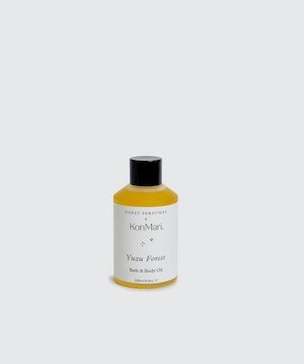 Goest Perfumes x KonMari Bath & Body Oil – Yuzu Forest