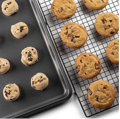David's Cookies 90-piece Gourmet Chocolate Chunk Frozen Cookie Dough