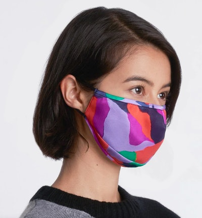 Christy Rilling x Paula Crown Silk Face Mask