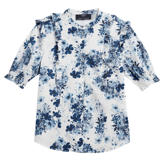 Kalina Short-Sleeve Shirt