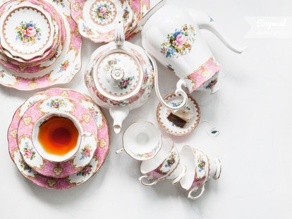 Online Cooking Class - The Crown-Themed Afternoon Tea Party