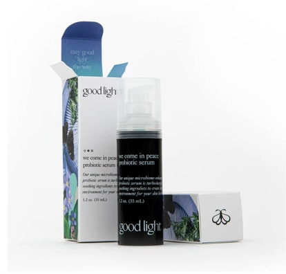 Good Light Beauty We Come In Peace Probiotic Serum