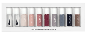 Liquid Glass Lacquer: Sweater Weather Palette
